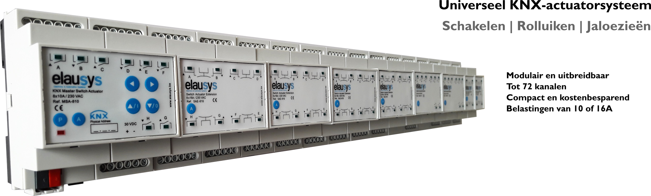 KNX Actuator System